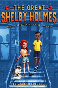 Cover image of The Great Shelby Holmes by Elizabeth Eulberg